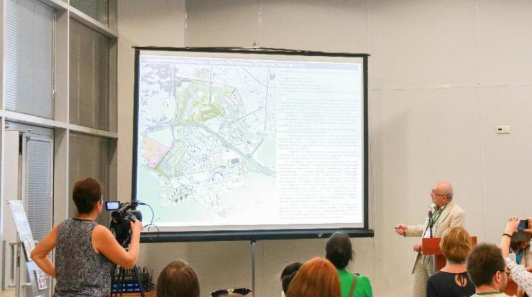 Проекты победителей конкурса «Террадек. Террасы в ландшафтном дизайне» были представлены на фестивале «Сады и люди»
